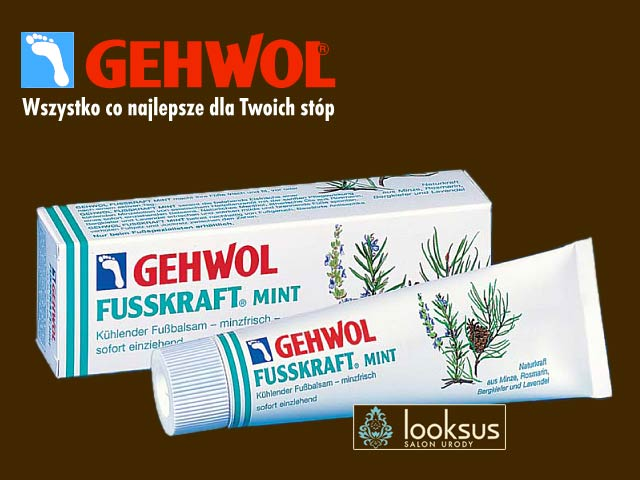 FUSSKRAFT Mint 75 ml