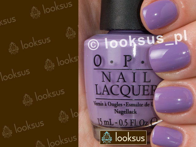 OPI Lakier NLB29 Do You Lilac It?