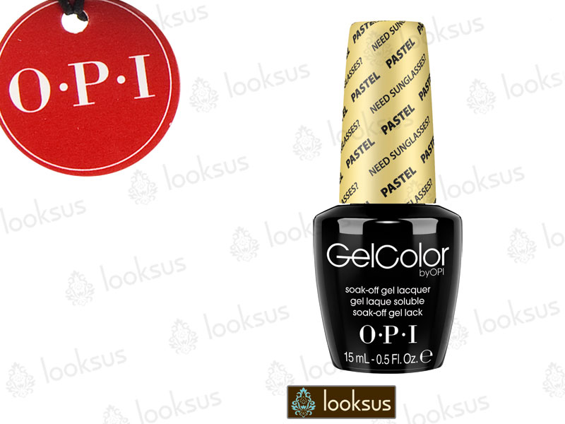 OPI Gel Color GC104 Need Sunglasses?