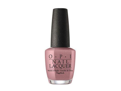 OPI Lakier NLI63 Reykjavik Has All The Hot Spots