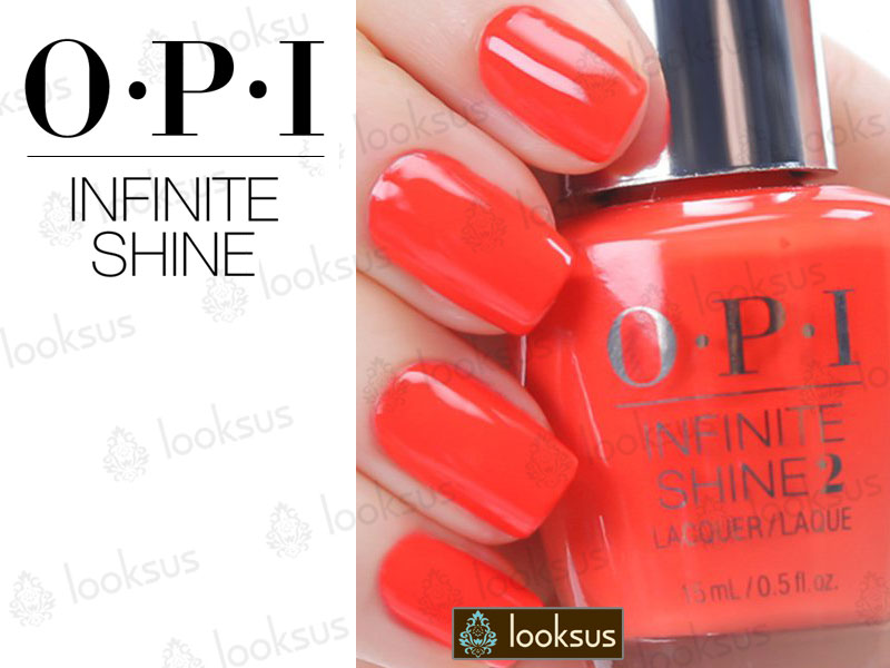 OPI Infinite Shine ISL06 Endurance race to the finish