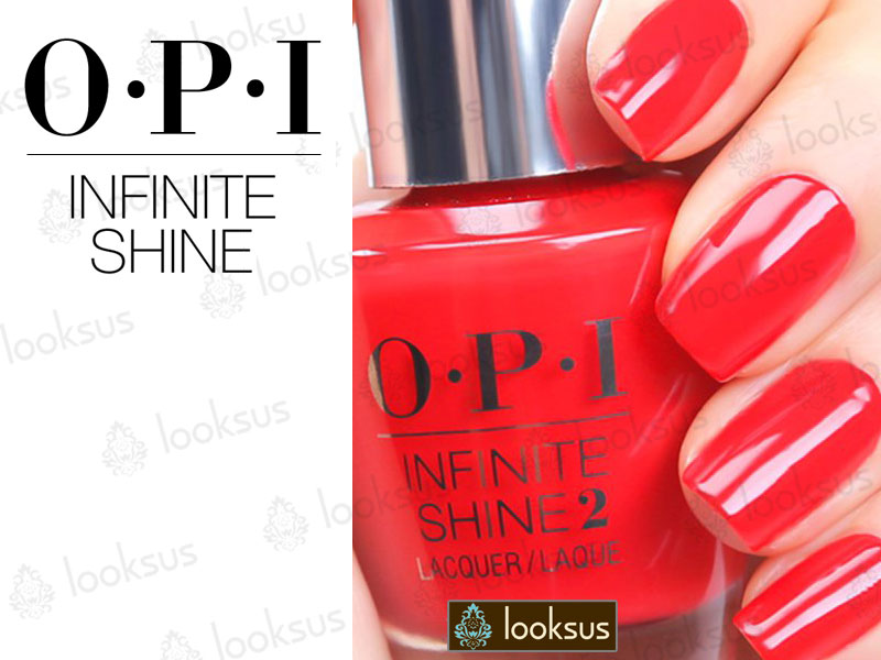 OPI Infinite Shine ISL07 No Stopping Me Now