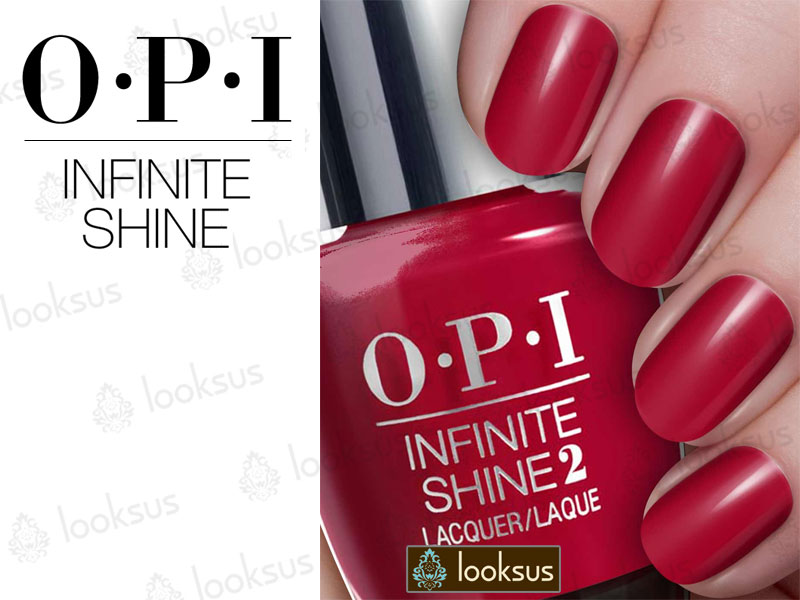 OPI Infinite Shine ISL10 Relentless Ruby