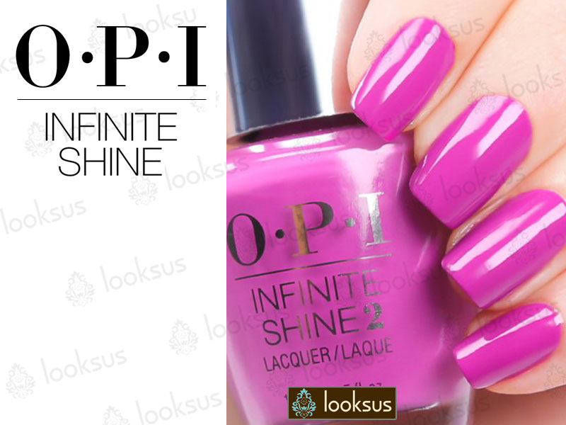 OPI Infinite Shine ISL12 Grapely Admired