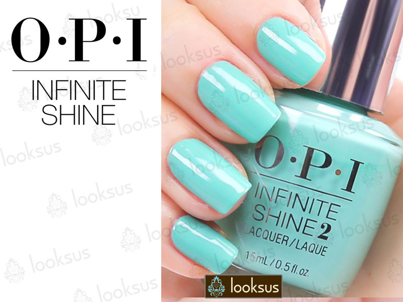 OPI Infinite Shine ISL19 Withstands The Test Of Thyme