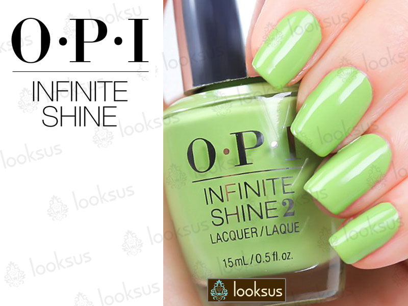 OPI Infinite Shine ISL20 To The Finish Lime