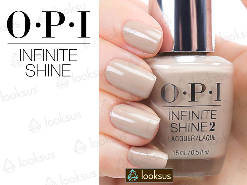 OPI Infinite Shine ISL21 Maintaining My Sand-ity