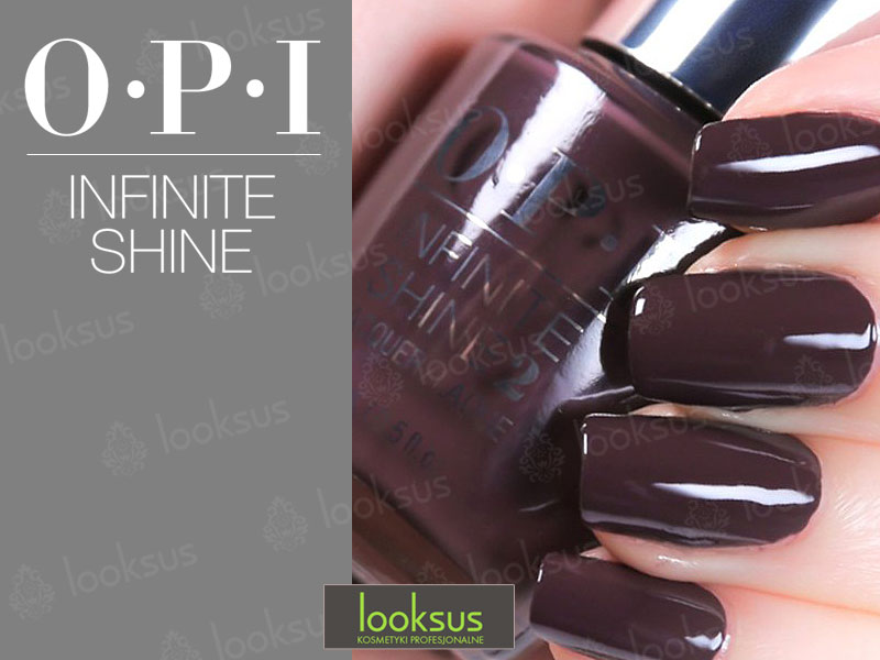 OPI Infinite Shine ISL25 Never Give Up!