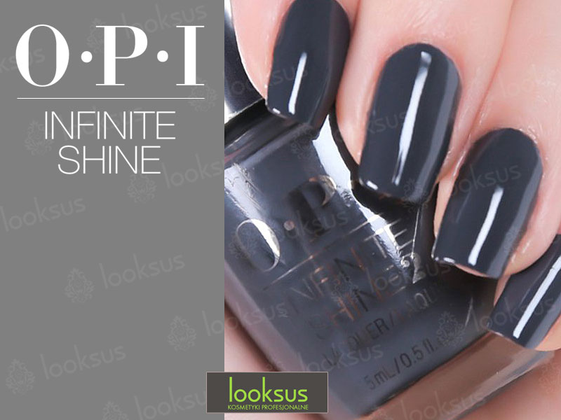 OPI Infinite Shine ISL26 Strong Coal-ition