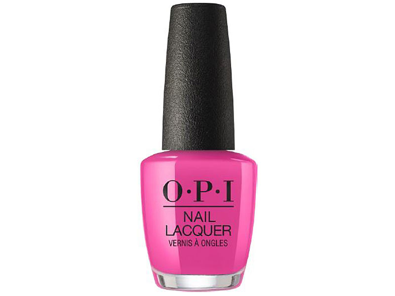 OPI Lakier NLL19 No Turning Back From Pink Street