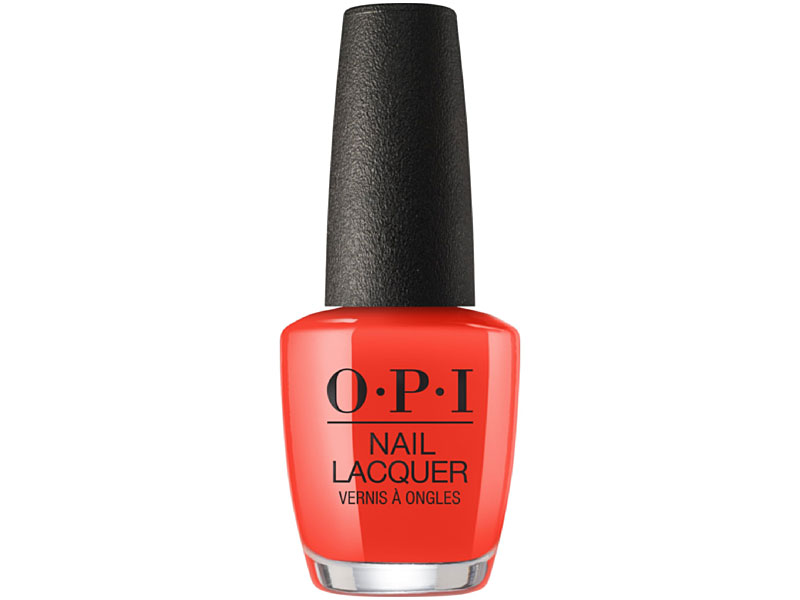 OPI Lakier NLL22 A Red-vival City