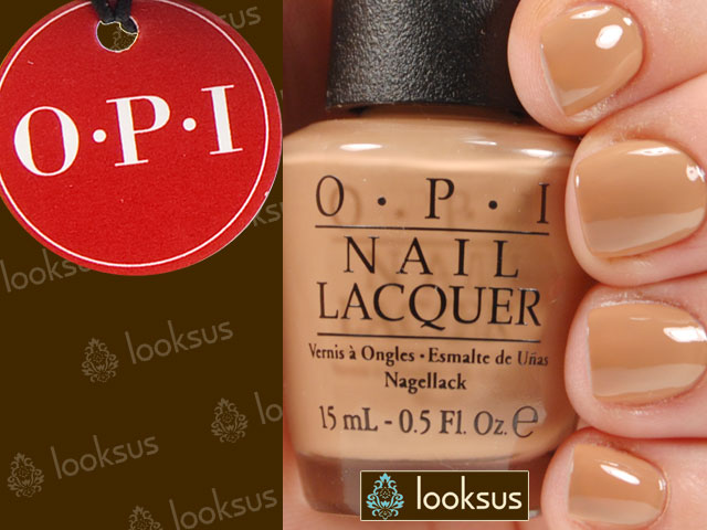 OPI NLN39 Going My Way Or Norway