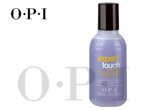 Expert Touch Nail Remover 120ml