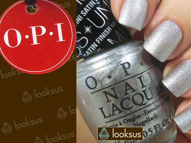 OPI Lakier NLU11 This Gown Needs a Crown
