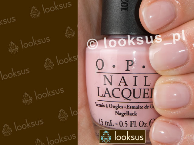 OPI Lakier NLH39 Its A Girl!