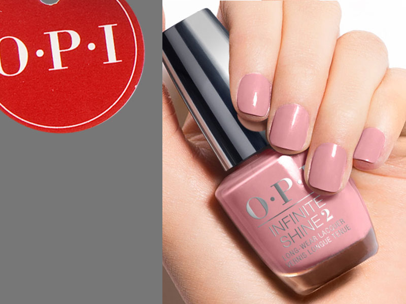 OPI Infinite Shine Icons ISF16 Tickle My Francey