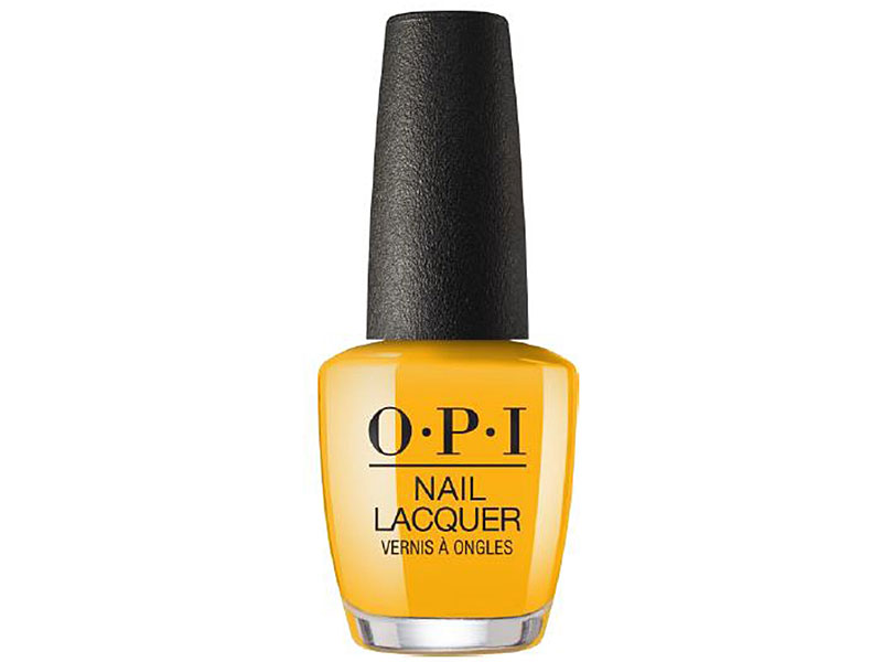 OPI Lakier NLL23 Sun, Sea And Sand In My Pants