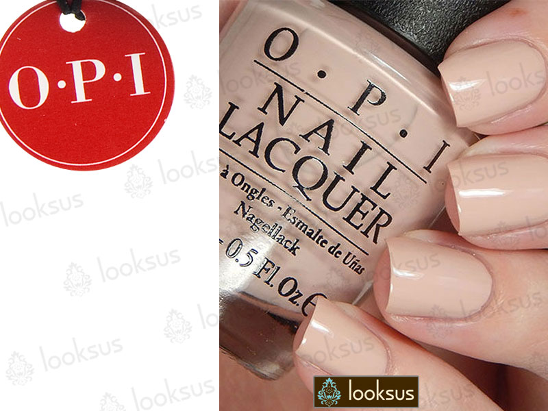 OPI Lakier NLV28 Tiramisu For Two